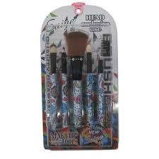 2017 fashion brushes makeup forever cosmetic brush set