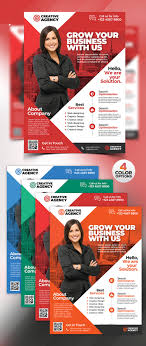 Business Flyer Template Free Download Creative Business Flyer Templates Free Download Psd Design
