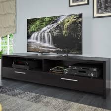Tv Stand Black Tvilum Hayward Collection 71 In Tv Stand Hayneedle