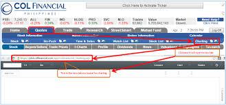 Philippine Stock Exchange Stock Market Trading Basic