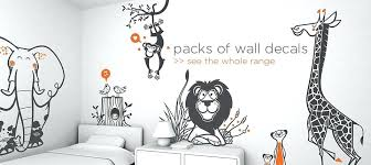 wall stickers for baby rooms kids nursery decals room decors murals wallpapers high quality childrens ireland