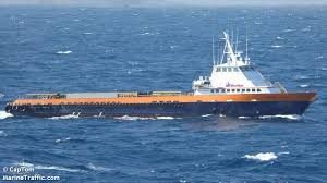 BERNIE MCCALL (Crew Boat) Registered in Mexico - Vessel details ...