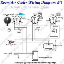 room air cooler wiring diagram 1 motores pinterest room How To Wire A Room Diagram room air cooler wiring diagram 1 diagram of how to wire a room