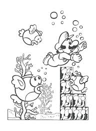 Super Mario Bros Coloring Pages Super Coloring Pages Online Free