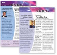 Newsletter Mastheads Newsletters On Behance