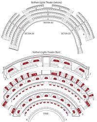 Northern Lights Theater Concert Tickets Potawatomi Casino