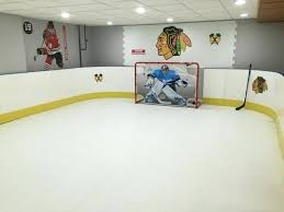 example of a basement design in hockey rink rug area hockey rink rug small size of ice