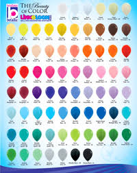 Qualatex Balloons Color Chart Balloon Color Chart Lewisville Tx Balloon Bouguets Latex