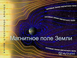 Презентация на тему Магнитное поле Земли Скачать бесплатно и  1 Магнитное поле Земли