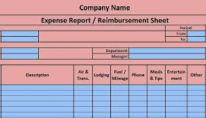 expense report spreadsheet template excel - Tier.brianhenry.co