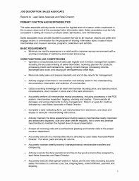 15 Best Of Sample Retail Resume Resume Sample Template And
