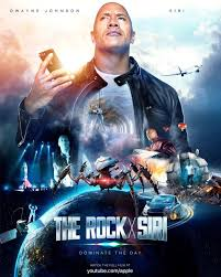 The Rock Made a Movie... With Siri?   The Rock