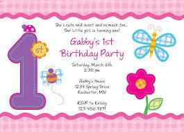 st birthday invitation card template first birthday invitation templates ctsfashion com