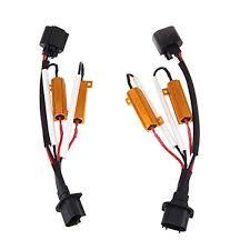 <b>H13 LED resistor</b>/ error code canceller – OffroadLEDbars