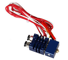 <b>3DSWAY 3D Printer Parts</b> Improved E3D Cyclops 2 In 1 Out Hotend ...