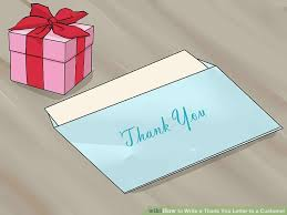 How To Write A Thank You Letter To A Customer (With Sample Thank You ...