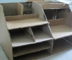 Desk Organizer Cardboard Desk Organizer