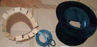 mad hatter s hat diy instructions