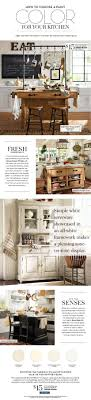 Pottery Barn Kitchen Furniture Choose A Paint Color For Your Kitchen Pottery Barn