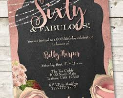 60 birthday invitations the 25 best 60th birthday invitations ideas on pinterest 50th