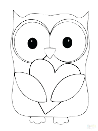 Owl Coloring Hard Printable Colouring Pages Hard Owl Coloring Pages