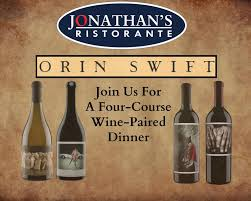 orin swift cellars was founded by david swift phinney in 1998 and has taken over the world ever since vknown for their expert winemaking and artistic wine