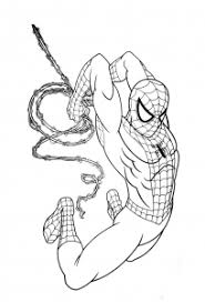 Welcome in spider colouring printable site. Spiderman Free Printable Coloring Pages For Kids