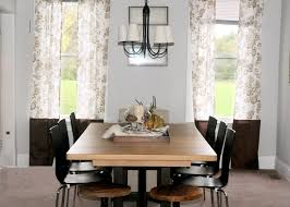 Living Room Curtains Dining Room With Curtain Ideas Make Wonderful Your Dining Room