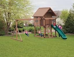 playhouse swingset