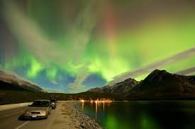Northern Lights Banff Today Best Time To See Northern Lights In Banff Jasper National