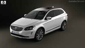 360 view of Volvo XC60 2014 3D model - Hum3D store