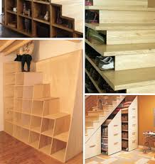 Stair Storage Solutions 10 Clever Under Stair Storage Space Ideas Solutions