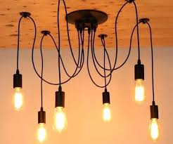 edison bulb chandelier light uk special retro pendant vintage loft home improvement splendid old large