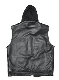 pgf men s custom leather sharpshooter vest
