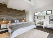 Cozy and Contemporary: Wood and White Bedrooms to Fall in Love With!