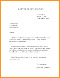 Example Cover Letter For Teaching Position 12 13 Sample Cover Letters For Teacher Positions