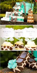 Cute Baby Shower Decorations Karas Party Ideas Baby Co Tiffany Blue Inspired Baby Shower