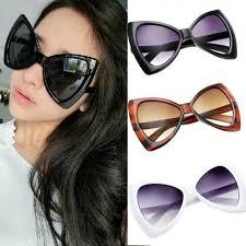 New <b>Fashion</b> Women's European Style <b>Sunglasses Bowknot Frame</b> ...