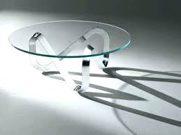 contemporary round coffee table image of unique glass oval coffee contemporary round coffee table contemporary coffee