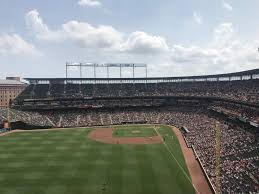 Orioles Seating Chart Pictures Oriole Park At Camden Yards Section 382 Row 15 Seat 8