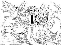 Small Picture Peachy Design Ideas Pokemon Christmas Coloring Pages Pokemon