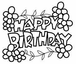✓ free for commercial use ✓ high quality images. Coloring Pages Birthday Card For Boy Coloring Home
