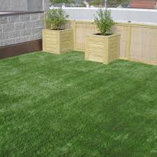 artificial turf yard. Boxed Plants On An Artificial Grass Roof Deck In Philadelphia Turf Yard
