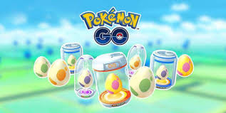 Pokemon Chart Gen 4 Pokemon Go Egg Chart 2km 5km 7km And 10km Egg Hatches
