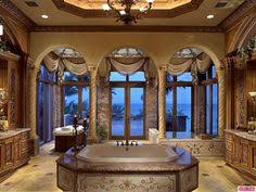 Mansion master bathrooms 10 Bedroom Inside Chris Clines Beachfront Megamansion Celebuzz Pinterest 415 Best Mansion Bathrooms Images In 2019 Beautiful Bathrooms
