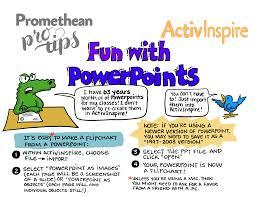 Pro Tip Tuesday Convert Powerpoints Into Activinspire Flipcharts