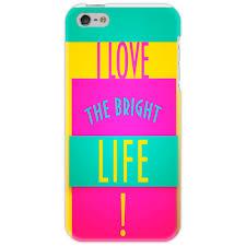 Чехол для iPhone 5 I <b>love</b> the bright life! #278903– купить чехол ...