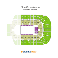 Blue Cross Arena Events And Concerts In Rochester Blue