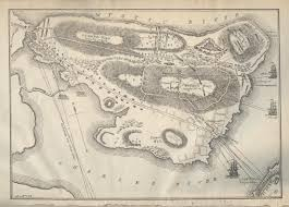 the american revolution kye s blog 1775 map of the boston area en org