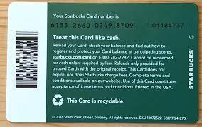 starbucks card balance check page 1